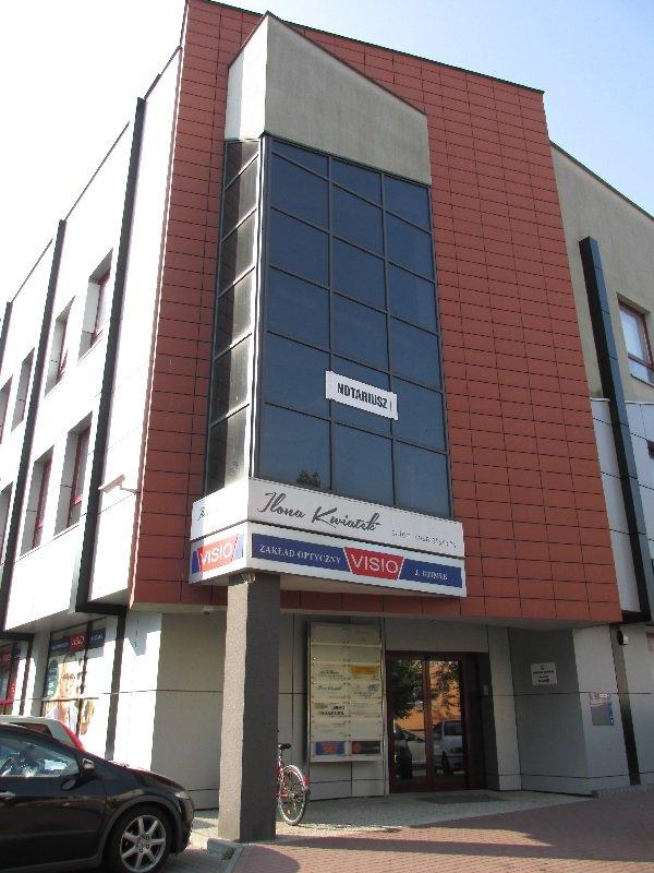 Budynek w którym zlokalizowana jest kancelaria